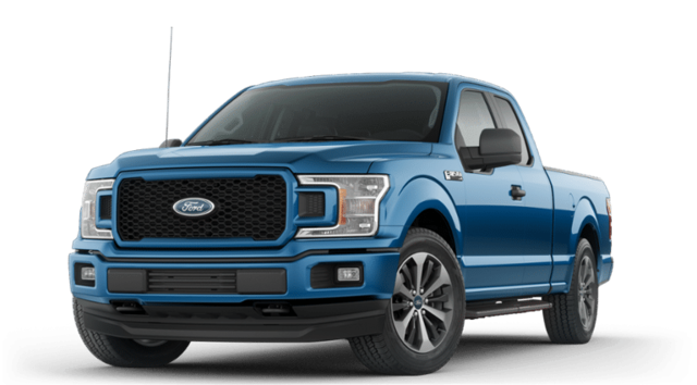New 2019 Ford F-150 STX Truck SuperCab Styleside for Sale in Alpena, MI near Rogers City